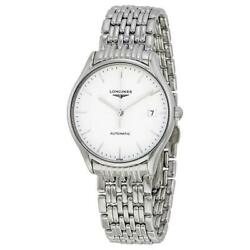 Longines L4.513.0.12.6 Le Grande Classique 29mm Womenand039s Stainless Steel Watch