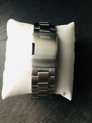 Apple Watch Fossil Stainless Steel 42mm Band