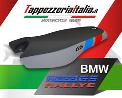 Seat Cover For R 1200 Gs Lc Adv Rallye Vs Mod Two Line By Tappezzeriaitalia.it