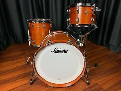 Ludwig Drums Sets Classic Oak Usa 12 14 20 Downbeat Tennessee Whiskey Kit