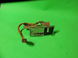 1965 Lincoln Continental Cruise Control Switch Oem