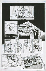 Ramos Amazing Spider-man 1 Pg 11 First Appearance Issue Of Sexy Silk +clash More