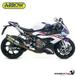 Arrow Full Exhaust Competition Titanium And Steel Collectors Bmw S1000rr 2019/