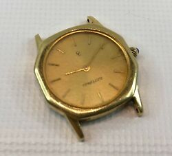 Vintage Concord Mariner 18k 750 Yellow Gold 15 Grams Ladies Watch Case Only