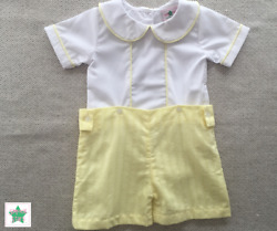 George Style Button-on 3m-2t George Inspired Free Shipping