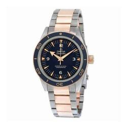 Omega 233.60.41.21.03.001 Seamaster 300 Men's Two-Tone Stainless Steel Watch