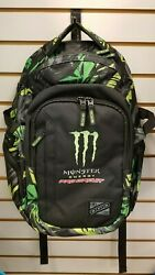 Monster Energy Backpack Brand New $74.95