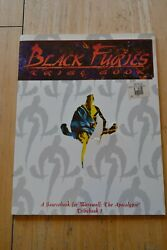 Lot Of 2 Books Black Furies And Bone Gnawers Tribebooks 1+2 White Wolf