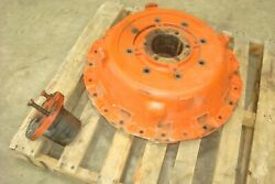 1974 Case 1370 Tractor Rear Wheel Hub Center And Mount