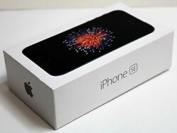 Apple Iphone Se 16gb Space Gray 4g Lte Verizon A1662 Cdma New Other Sealed