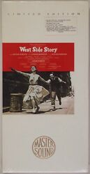 West Side Story Audiophile Gold Disc Cd Limited Edition Master Sound Sealed