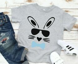 New Easter Coolest Bunny Baby Kids Boys Adults Sizes Fun Holiday T-shirts