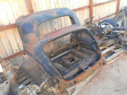 Mercedes Benz W187 W136 Roof And Right And Left Rear Body Sheet Metal Will Cut
