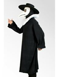 Venetian Mask Plague Doctor Costume Basic Made In Venice, Italy