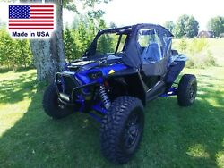 Doors For Rzr Xp Turbo S - Travels Highway Speeds - Soft Material
