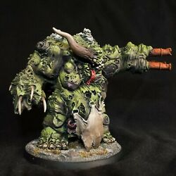 Nurgle Daemon And Herald Game Paint Chaos Warhammer 40k Games Workshop