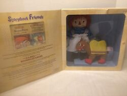 Storybook Friends Raggedy Anne The Camel Woth The Wrinkled Knees Doll And Camel