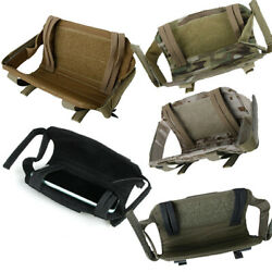 Tmc3221 Hunting Admin Pouch Sticky Pack For Tactical Vest Front Panel Bk Cb Rg