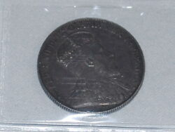 Canadian 1906 50¢ Silver Half Dollar Graded By Iccs And Graded Ef 40