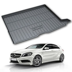 For Mercedes-benz Glc Class 2014-2019 Rear Cargo Pad Trunk Mat Tray Protector