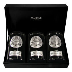 Mariage Freres - French Tea Time™ Gift Set - Each 3.52oz / 100gr Canister