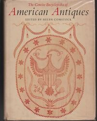 Collectables , Concise Encylopedia Ofamerican Antiques Hc/dj 1958 By Comstock