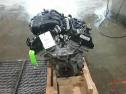 2012-2015 Lincoln Mkx Engine 3.7l Vin K 8th Digit From 01/02/12