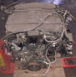 Engine Motor W204 Type C300 Fits 13-14 Mercedes C-class Oem 300-85049 Tested