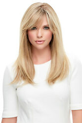 Lea 100 Remy Human Hair Wig By Jon Renau Any Color 100 Hand-tied New