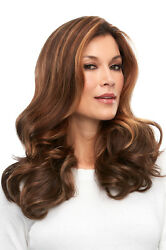 Easipart French By Jon Renau Remy Human Hair Topper 8 12 Or 18 All Colors
