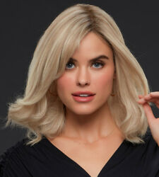 Carrie Human Hair Wig Jon Renau Average Or Petite Any Color + Ca Blondes New