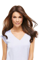 Easipart Xl 8 12 Or 18 Remy Human Hair Topper By Jon Renau Hairpiece New