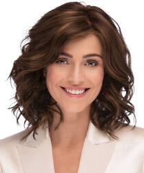 Brooklyn Wig By Estetica Any Color Mono Top Lace Front Genuine New