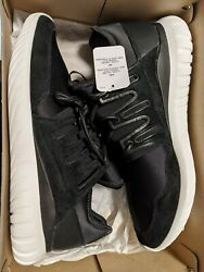 Adidas Men#x27;s Tubular Radial Shoe Sz 11.5 Core Black 2016