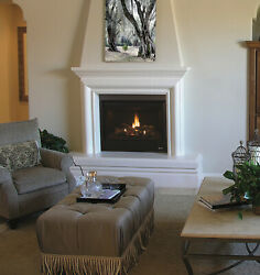 Superior Drt3045 Direct Vent Traditional Gas Fireplace With Electronic Ignition
