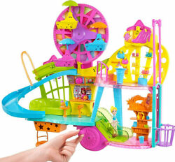 Polly Pocket Wall Party Doll Set Limited Edition Play Set Gift For Girls