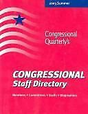 Congressional Staff Directory Members, Committees, Staffs Biographies
