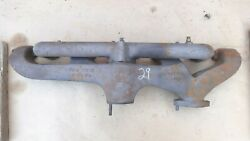 1929 Chevy Intake / Exhaust Manifolds Original Gm 6 Cyl Bow Tie