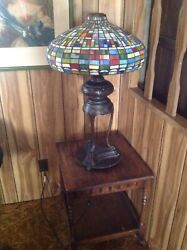 Style Lamp With Heavy Base Pick Up Only