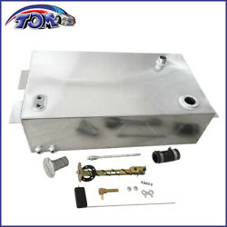 New Fuel Tank W/ 0-90 Ohm Sending Unit For 1948-1960 Ford F Series