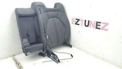 2013-2016 Lincoln Mkt Left Rear Upper Seat Cushion And Frame Oem