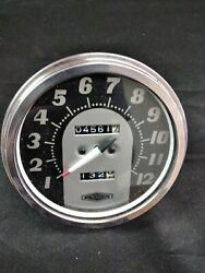 Vtwin Tachometer Parts Only Untested