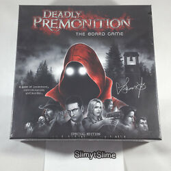 Deadly Premonition The Board Game Kickstarter Exclusive Special Edition /1,242