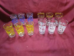 Davey Crockett Collectible Glass, W/great Graphics, Pre-owned, Excellent Cond.