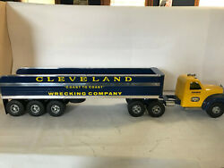 Smith Miller Very Rare B Mack Cleveland Wrecking Co. N.i.b 22 Of 150.