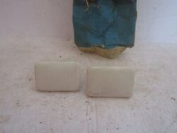 Lincoln Ford Seat Custion Buttons Nos