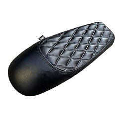 Seat Part Black Diablo Accessory fits Royal Enfield Continental GT 650 Twin2018