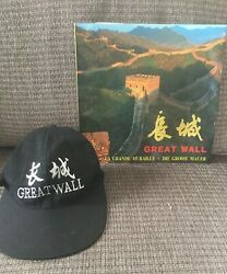 The Great Wall World Cultural Heritage Site Program Book amp; HAT