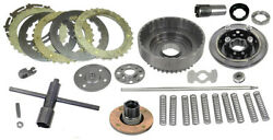 Complete Clutch Assembly For 1936 - 1940 Harley Knuckle And Ul Big Twins