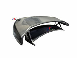 For Porsche 981 Cayman Only T Style Carbon Rear Wing Spoiler